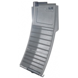 UK Arms Airsoft Mid-Capacity 100 Round Magazine - OD GREEN