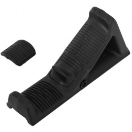 UK Arms Airsoft Tactical Type 2 Angled Fore Grip - BLACK