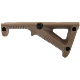 UK Arms Airsoft Tactical Type 2 Angled Fore Grip - TAN