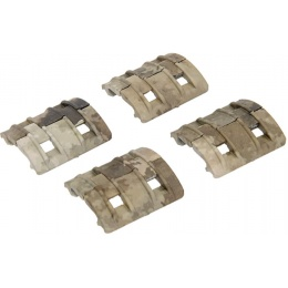 UK Arms Airsoft Tactical 8pc Rail Panel Cover Set - AT