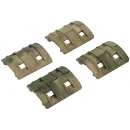 UK Arms Airsoft Tactical 8pc Rail Panel Cover Set - ATFG