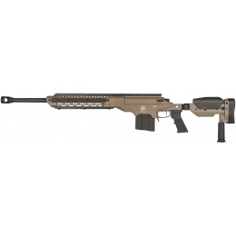 Lancer Tactical LTR338L Bolt Action Rifle w/ Folding Stock - TAN