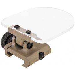 Lancer Tactical Airsoft Rail Mounted Lens Protector - DE