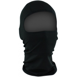 ZANheadgear Airsoft Tactical Balaclava Full Head Mask - BLACK