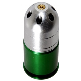 Lancer Tactical CA-05G 40mm Airsoft 18rd Grenade Shell - GREEN