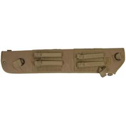 Lancer Tactical Airsoft Shotgun Holster w/ MOLLE Straps - TAN
