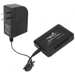 Lancer Tactical Airsoft 1S-4S LiPo Battery Smart Charger