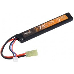 Lancer Tactical Airsoft 7.4V LiPo 1300mAh Stick Battery