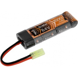 Lancer Tactical Airsoft NiMH 8.4V 1600 mAh Brick Battery