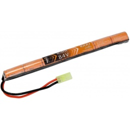 Lancer Tactical Airsoft NiMH 8.4V 1600 mAh Stick Battery