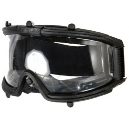 Airsoft Full Seal Tactical Goggles - BLACK