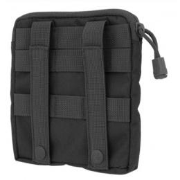 Lancer Tactical Airsoft MOLLE Admin Medical EMT Pouch - BLACK