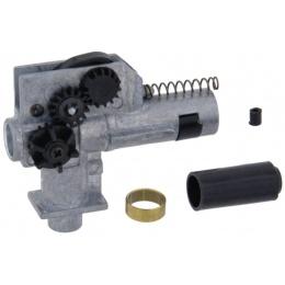 Lancer Tactical M4 Metal Hop-Up Chamber - STEEL GREY