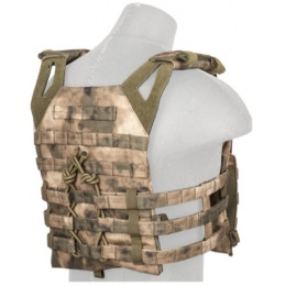 Lancer Tactical Airsoft Vented Jumpable Tactical Vest - AT-FG