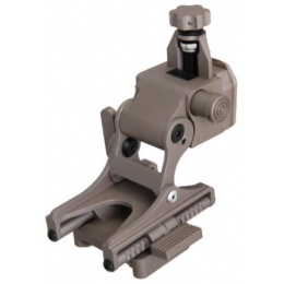 Lancer Tactical Titanium Advanced NVG Mount for PVS15/18 - TAN
