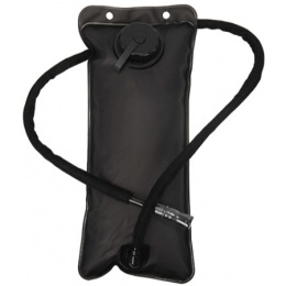 Lancer Tactical Compact Outdoors 2.5L Hydration Bladder - BLACK
