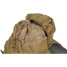 Lancer Tactical Waterproof Outdoor Trail Backpack - COYOTE BROWN