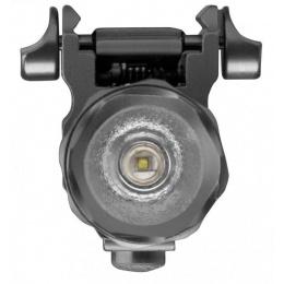 AIM Sports 220 Lumens Tactical Sub Compact Flashlight w/ QR Mount