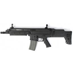 Classic Army ISSC MK22 CQC AEG Airsoft Rifle - BLACK