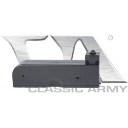 Classic Army 25 Round Airsoft M24 LTR Magazine - BLACK
