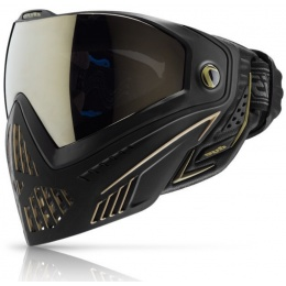 Dye i5 Pro Airsoft Storm Goggles & Full Face Mask - ONYX GOLD