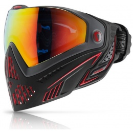 Dye i5 Pro Airsoft Storm Goggles & Full Face Mask - FIRE