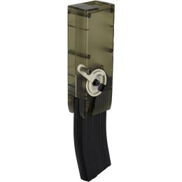 Odin Innovations M12 Sidewinder 1600 Round Speedloader - SMOKE GREY
