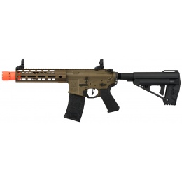 Elite Force VFC Saber CQB Avalon VR16 Metal AEG Airsoft Rifle - BRONZE
