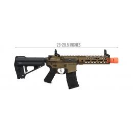 Elite Force VFC Saber CQB Avalon VR16 Metal AEG Airsoft Rifle - BRONZE