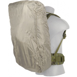 Lancer Tactical Waterproof Outdoor Trail Backpack - CAMO TROPIC