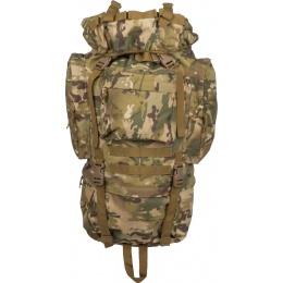 Lancer Tactical Waterproof Outdoor Trail Backpack - CAMO