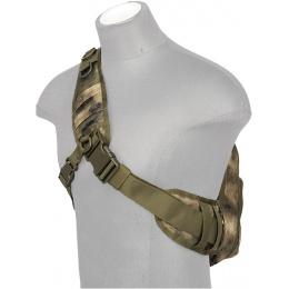Lancer Tactical Airsoft Messenger Utility Shoulder Bag - AT-FG