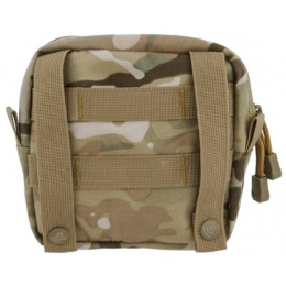 Lancer Tactical Enclosed Laser Cut M4 EMT Utility Pouch - CAMO
