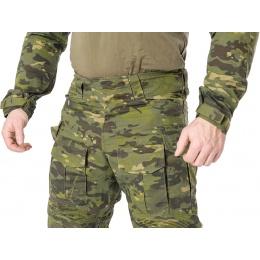 Lancer Tactical Airsoft Gen 3 Combat Shirt / Pants BDU - CAMO TROPIC