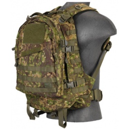 Lancer Tactical Airsoft 3-Day Assault Backpack - PC GREEN