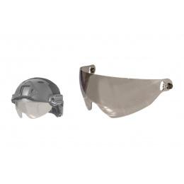 Lancer Tactical Airsoft Protective Sepia Helmet Lens - TINT