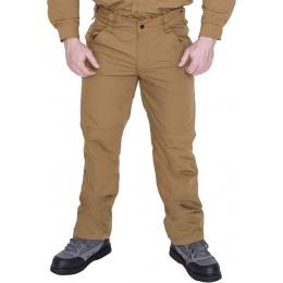 Lancer Tactical Ripstop Outdoor Combat Work Pants - COYOTE BROWN