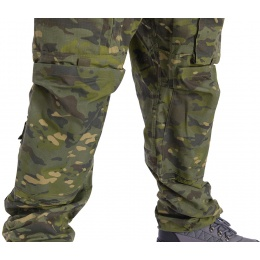 Lancer Tactical All-Weather Reinforced Recreational Pants - TROPIC