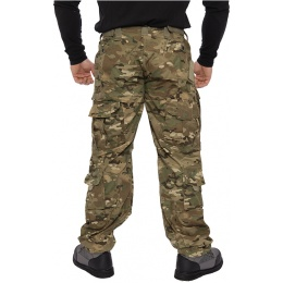 Lancer Tactical All-Weather Reinforced Recreational Pants - CAMO