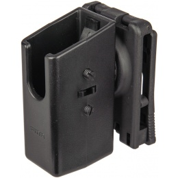 Lancer Tactical 360 Degree Revolving Pistol Magazine - BLACK