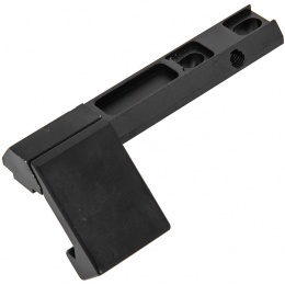 UK Arms Aluminum Thorntail Offset Light Mount - BLACK