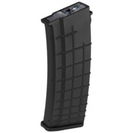 Lancer Tactical LT-11B AK 500rd HI-Cap Airsoft Magazine - BLACK