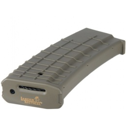Lancer Tactical LT-11T AK 500rd HI-Cap Airsoft Magazine - DE