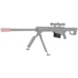 Lancer Tactical M107 LT-20 Series Spring Rifle Magazine - BLACK