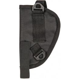 Lancer Tactical Single Airsoft Pistol Shoulder Holster - BLACK