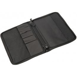 Lancer Tactical Polyester Portfolio Holster Bag - LARGE - BLACK