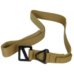 Lancer Tactical Airsoft Riggers Belt Medium Gear - TAN
