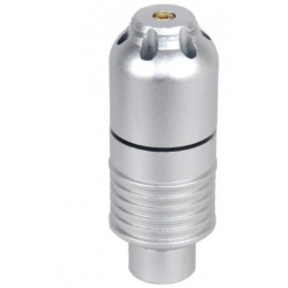 Lancer Tactical Airsoft AK74U 36 Round Gas Grenade Shell - SILVER