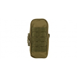 Lancer Tactical Airsoft Enclosed Magazine Pouch - OD GREEN