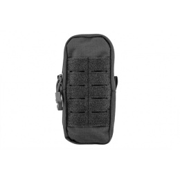 Lancer Tactical Airsoft Enclosed Magazine Pouch - BLACK